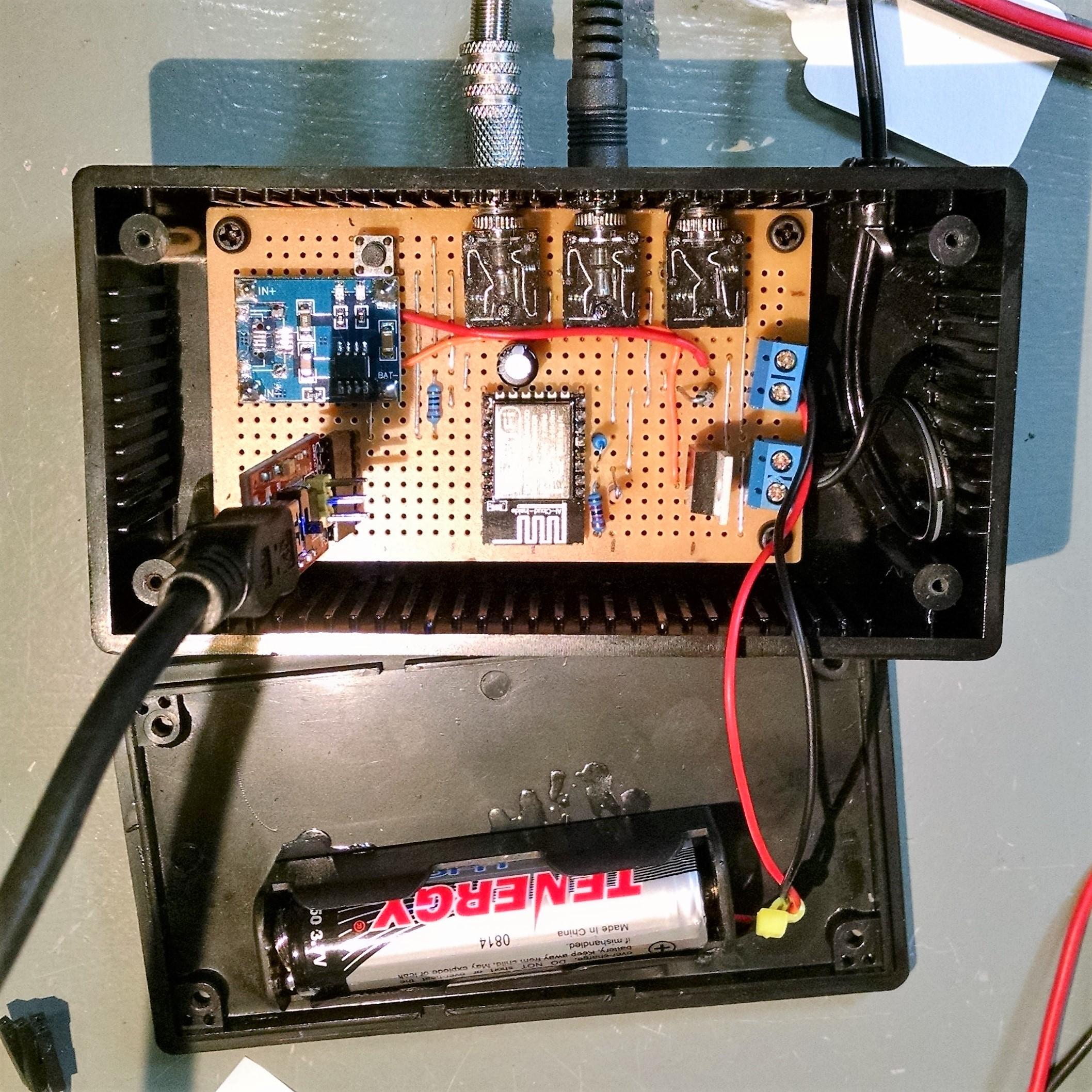 Attic Monitor Iot Kits Home Wiring Through